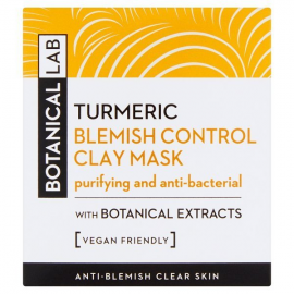 Botanical Lab Turmeric Blemish Control Clay Mask 100ml