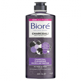 Superdrug Biore Charcoal Micellar Water 300ml