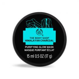 Tha Body Shop Himalayan Charcoal Purifying Glow Mask 15ml