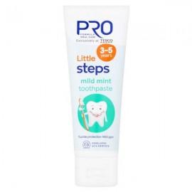 Pro Formula Little Steps Mild Mint Toothpaste 3-5 75Ml