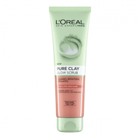 L'Oreal Paris Pure Clay Glow Scrub 150ml