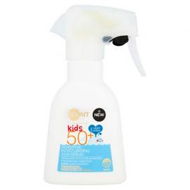 Superdrug Solait Kids Sensitive Sun Lotion Spray SPF50+ 200ml