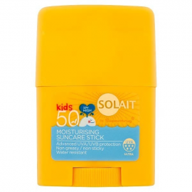 Superdrug Solait Kids Stick SPF50 25g