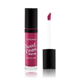 Jordana Sweet Cream Matte Liquid Lip Color – Sugarberry Crumble