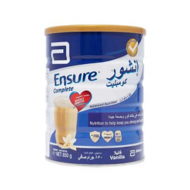 Ensure Vanilla Flavor Milk Powder 850g
