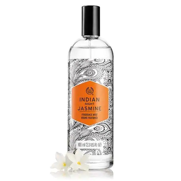 The Body Shop Indian Night Jasmine Fragrance Mist 100 ml in bd